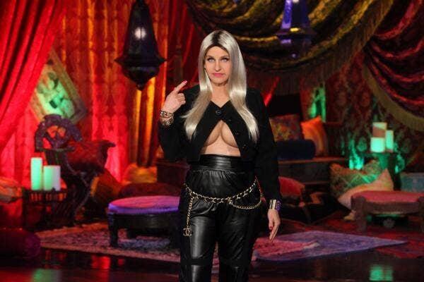 Ellen Degeneres Nicki Minaj costume