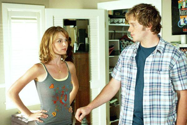 Emily VanCamp and Chris Pratt Everwood