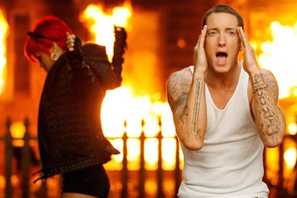 Eminem from Love the Way You Lie