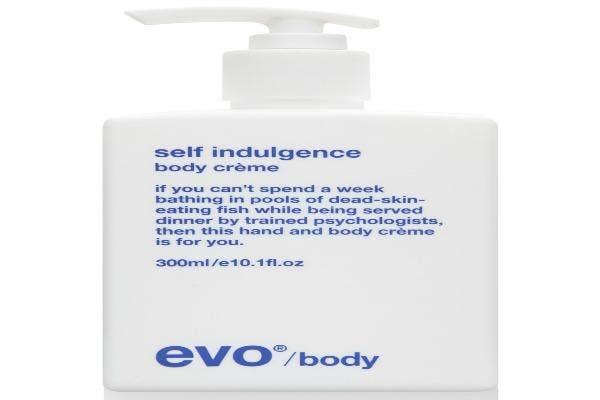 Evo Body Cream & Shave Creme