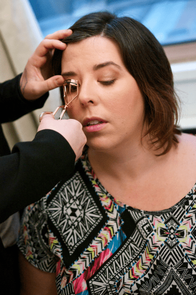 eyelash torture