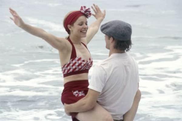 Celebrity Feuds Ryan Gosling Rachel McAdams the Notebook