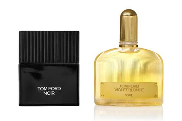 Tom Ford Noir and Tom Ford Violet Blonde