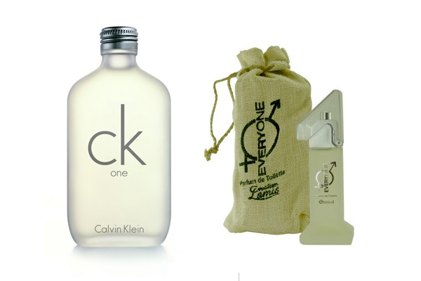 Calvin Klein CK One and Everyone by Lamis