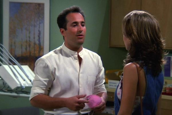 Mitchell Whitfield from Friends