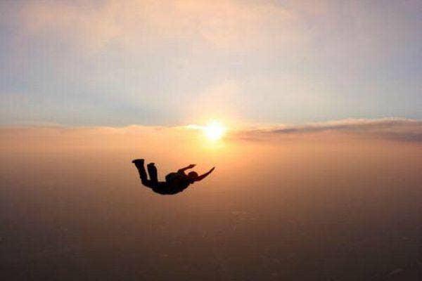 1. Falling
