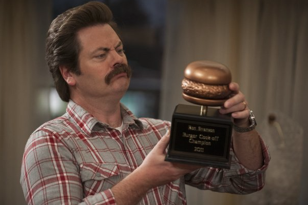 2015 Golden Globe Nominations nick offerman parks and recreation