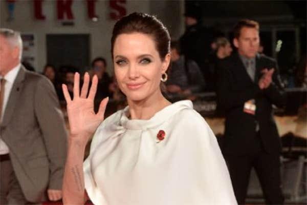 2015 Golden Globe Nominations angelina jolie unbroken movie