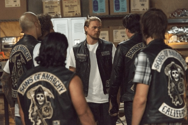 2015 Golden Globe Nominations sons of anarchy