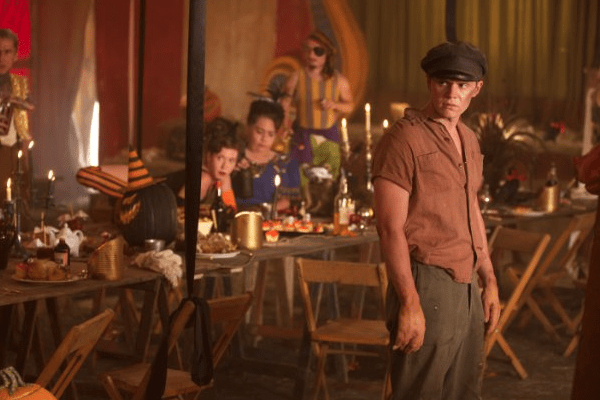 2015 Golden Globe Nominations american horror story evan peters ahs