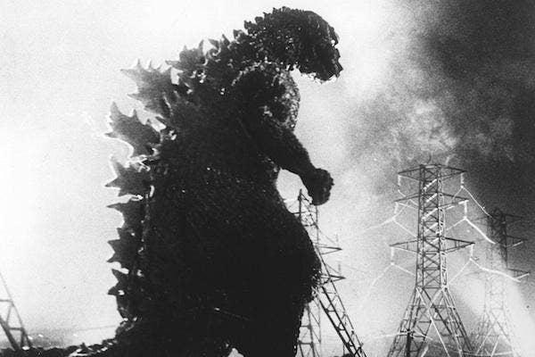 From Godzilla