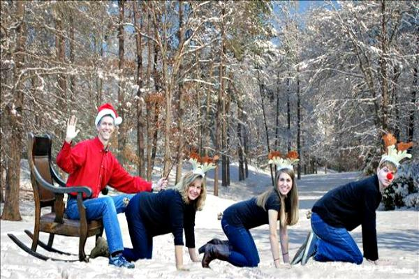 Family photo gone wrong.