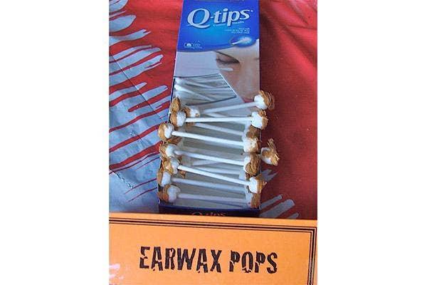 Ear Wax Treats