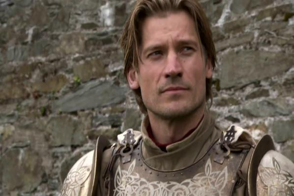 Jamie Lannister of Game Of Thrones