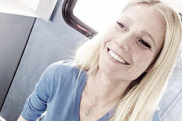 gwyneth paltrow, gwyneth paltrow instagram