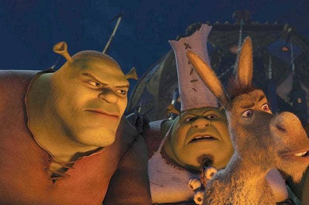 Jon Hamm Shrek