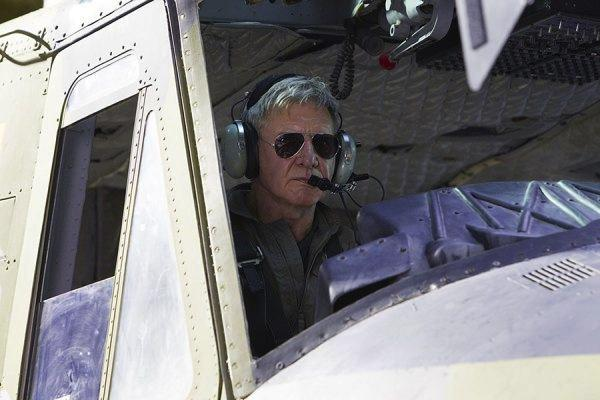 Harrison Ford from The Expendables 2