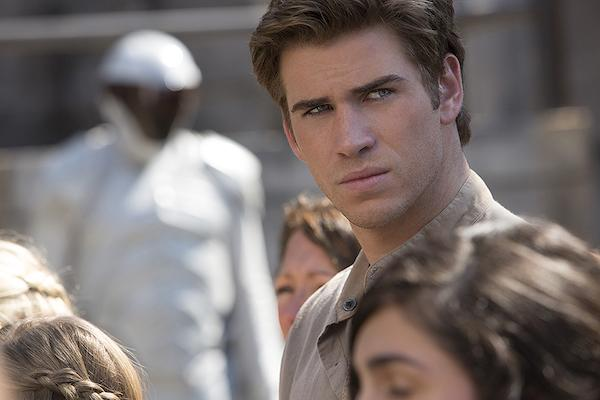 Liam Hemsworth from The Hunger Games
