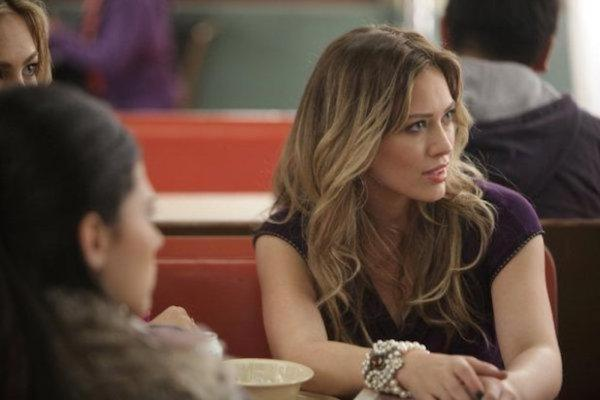 Hilary Duff from Community