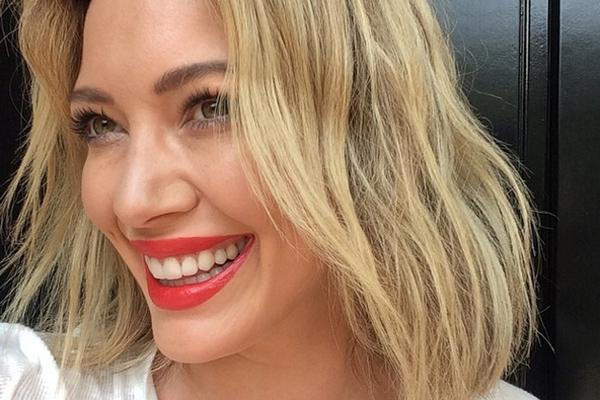 hilary duff lob