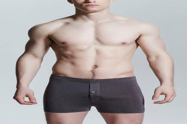 His Boxers