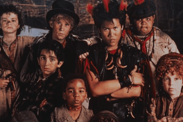 Lost Boys and Hook