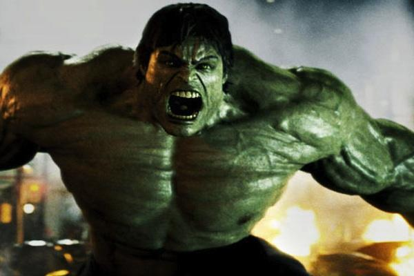 From The Incredible Hulk