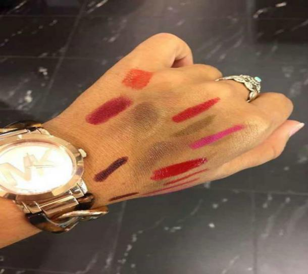 The human make-up canvas