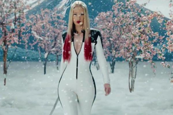 Iggy Azalea from Black Widow
