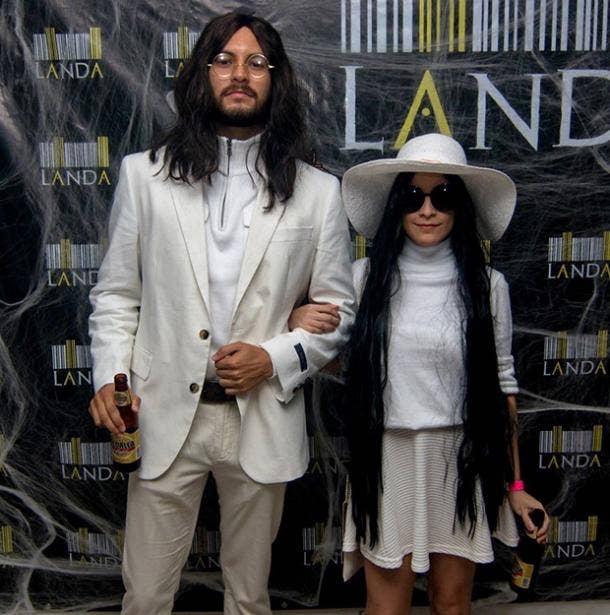 Famous Couple Halloween Costume Ideas