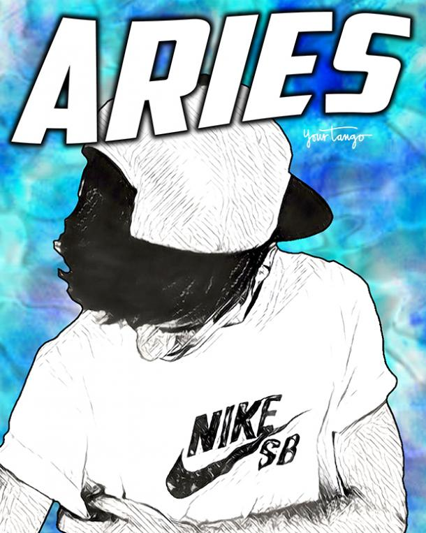 Aries zodiac sign is he going to fall in love with me