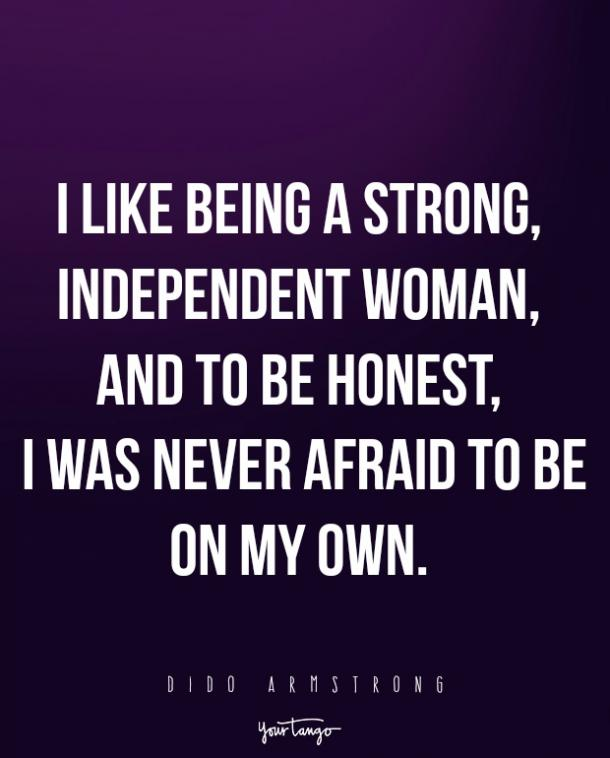 18 Single Quotes About How Strong Women Are When They Are ...