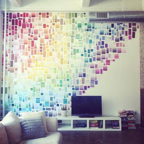 """<a href=""""http://funstuffcafe.com/paint-swatch-wall"""" target=""""_blank"""">funstuffcafe.com</a>"""