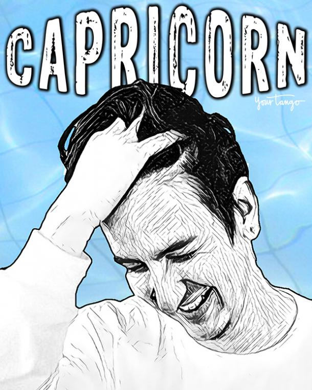 Capricorn zodiac sign is he going to fall in love with me