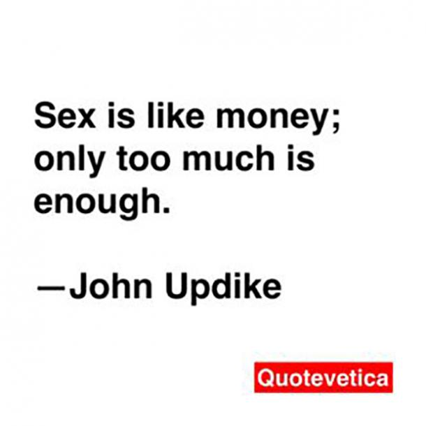 Funny Sex Quotes From Celebrities