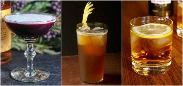 Capricorn Zodiac Signs Best Alcoholic Drink scotch Go-To Cocktail