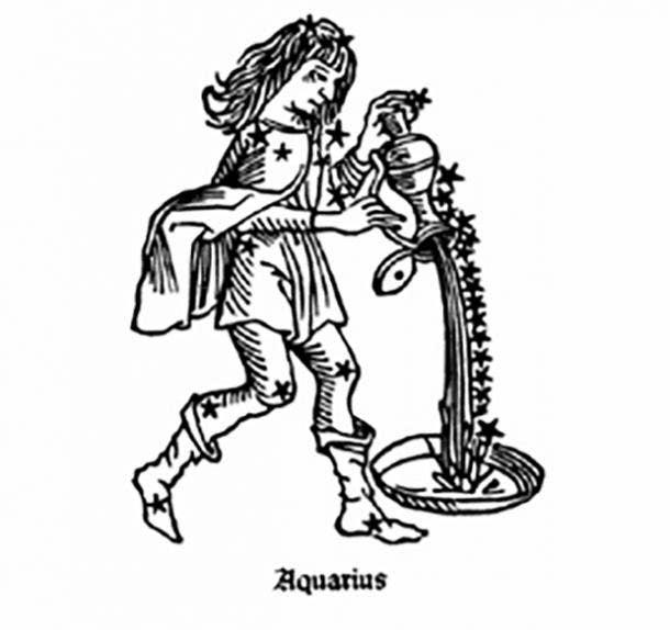 Aquarius zodiac sign depression hard times