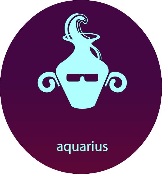aquarius messy zodiac sign get your life together