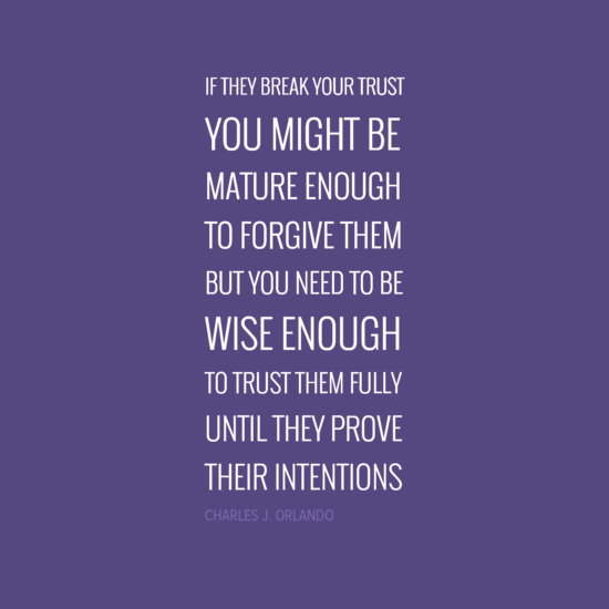 relationship trust quotes that will strengthen the bond
