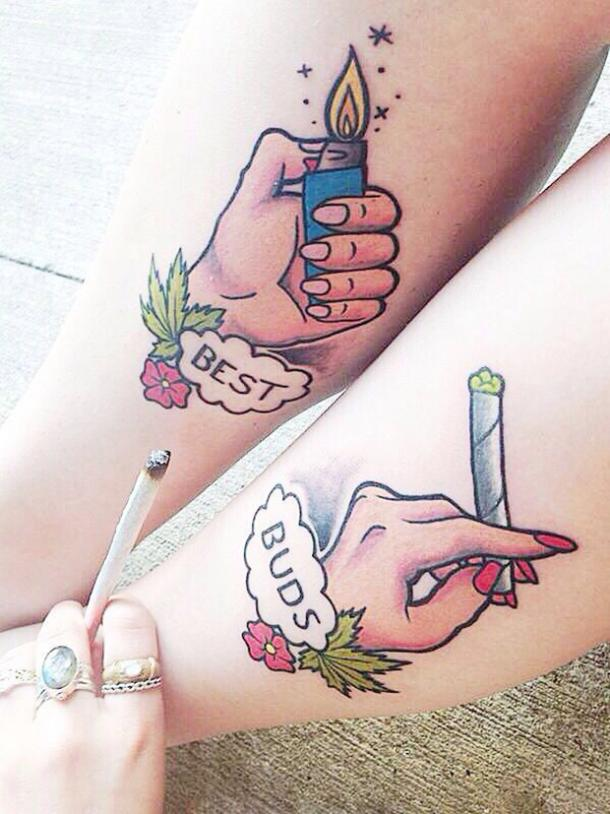 13 Best Friend Tattoos That Will Inspire You Both To Get Ink Yourtango