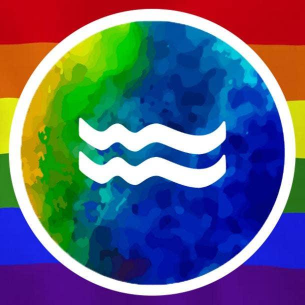 aquarius queer zodiac signs LGBT