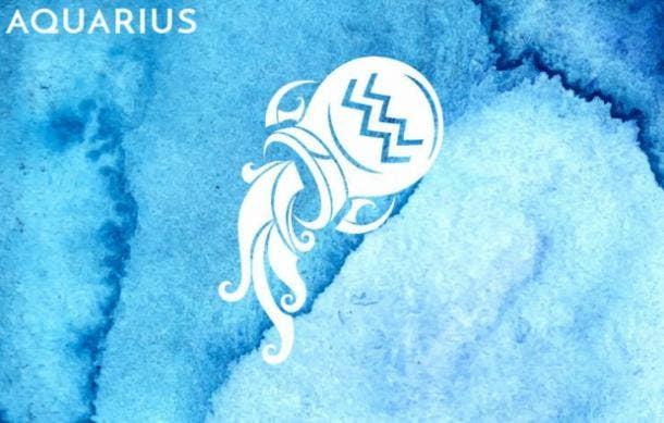 If he's an Aquarius