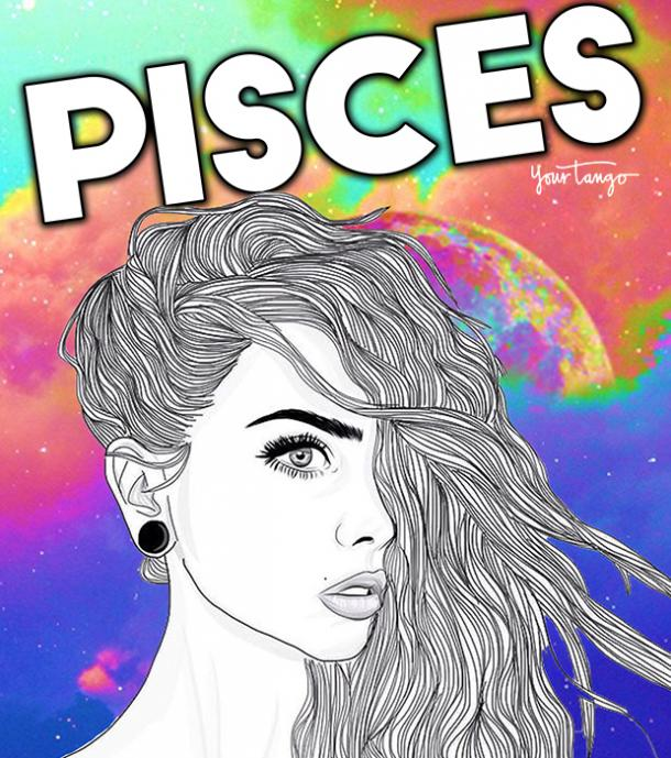 Pisces zodiac sign looking for love in all the wrong places