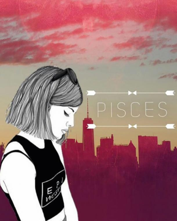 pisces zodiac sign can't stop thinking about you