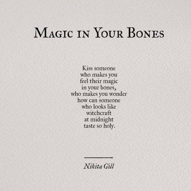 Nikita Gill Strong Woman Quotes