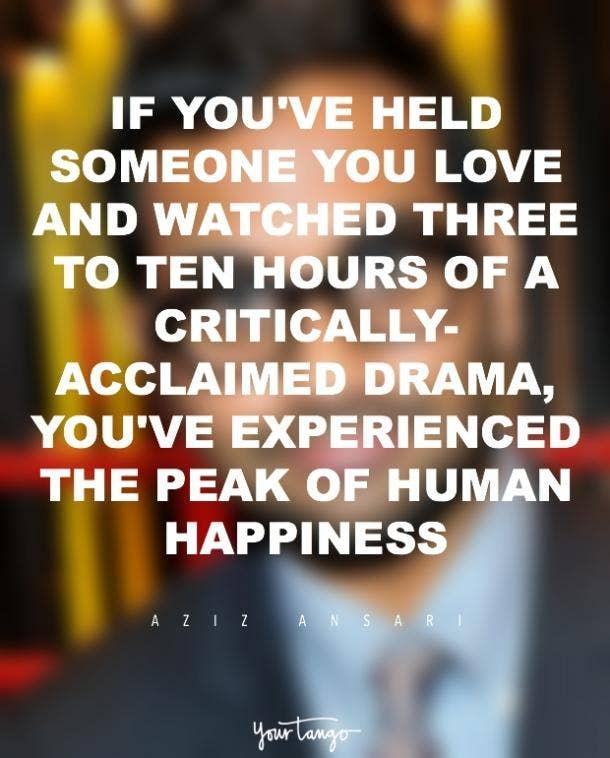 Aziz Ansari Funny Quotes