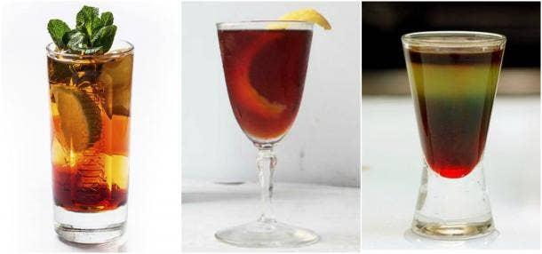 Pisces Zodiac Signs Best Alcoholic Drink Jägermeister Go-To Cocktail