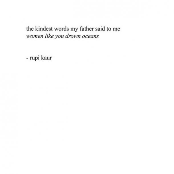 rupi kaur poems strong woman quotes feminism