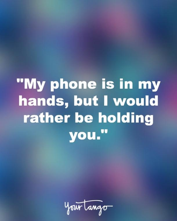 18 Flirty Quotes To Make ANY Man Text You Back | YourTango