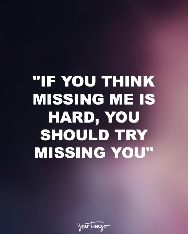 quotes when missing someone